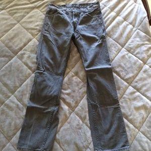 Levi Jeans    513   W31 L32   mens jeans
